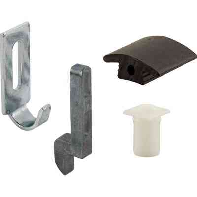 Prime-Line Sliding Screen Door Strike Plate Kit