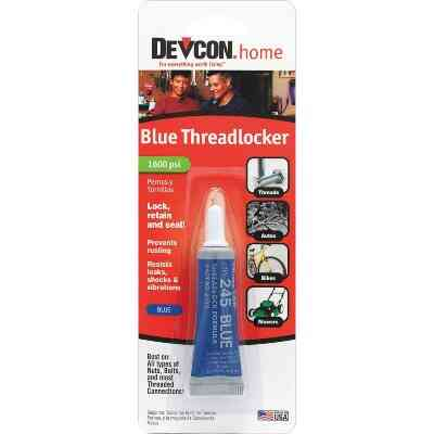 Devcon 0.2 Oz. Blue Threadlocker