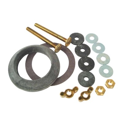 Do it 5/16 In. x 3 In. Toilet Bolt and Washer Kit