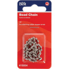 Do it Ball Pattern 15 In. Chrome-Plated Stopper Chain Image 2