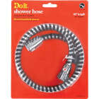 Do it Chrome 60 In. Vinyl Shower Hose Image 2