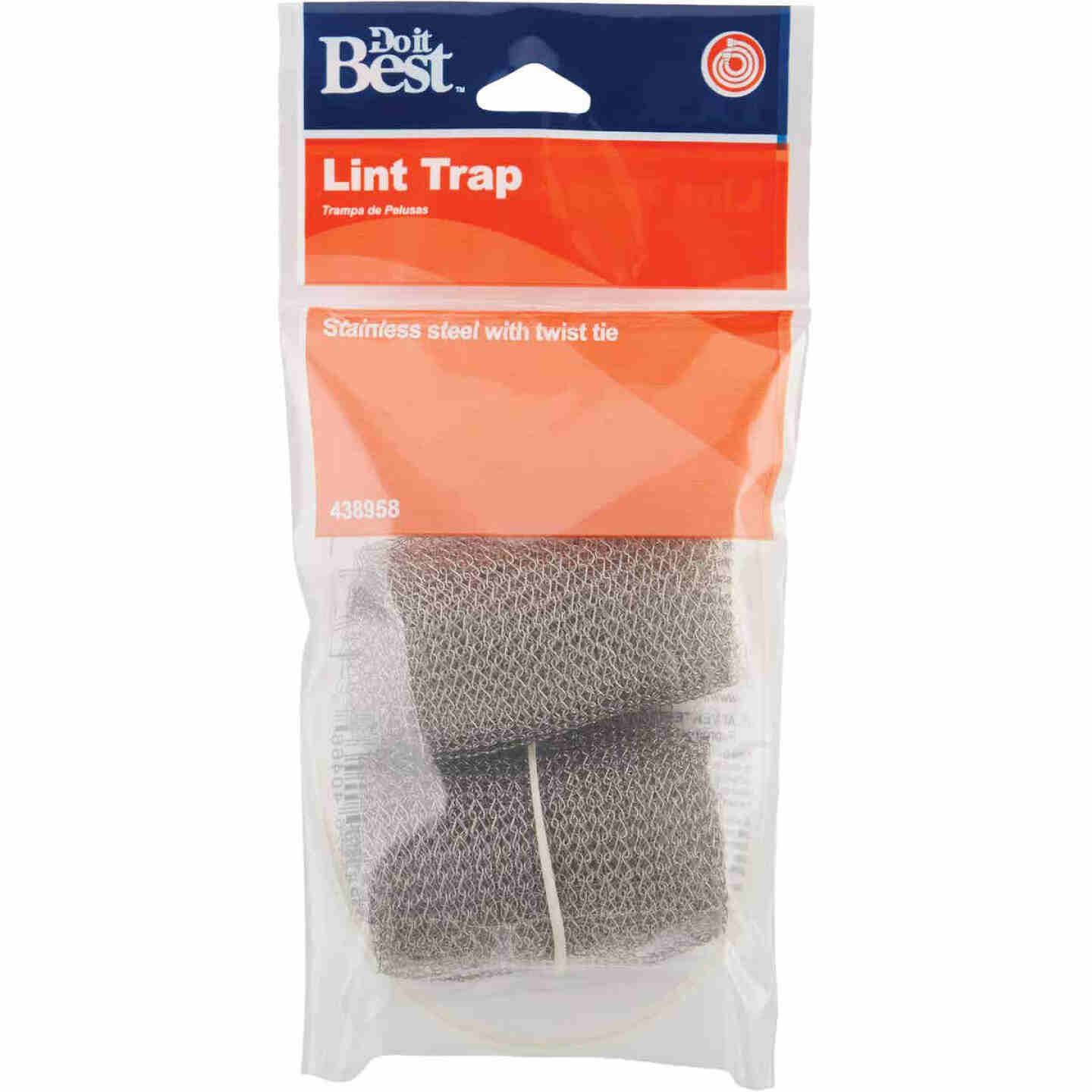 Do it Stainless Steel Lint Trap (2-Pack) Image 2