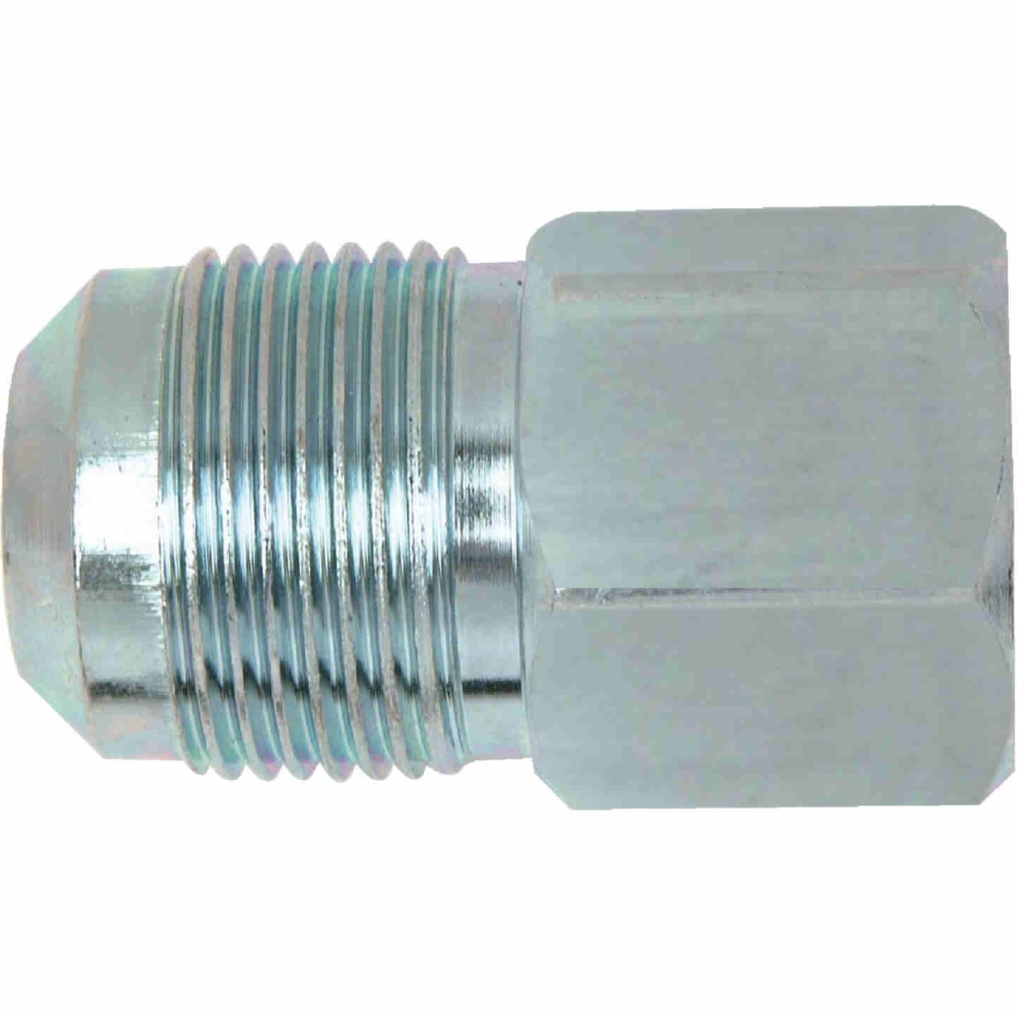 Dormont 5/8 In. OD Flare x 1/2 In. FIP Brass Adapter Gas Fitting Image 1