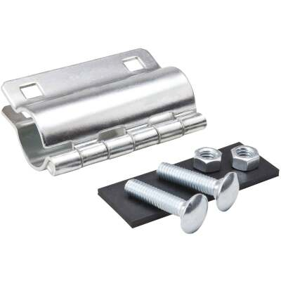 B&K 1-1/2 In. Galvanized Pipe Repair Clamps
