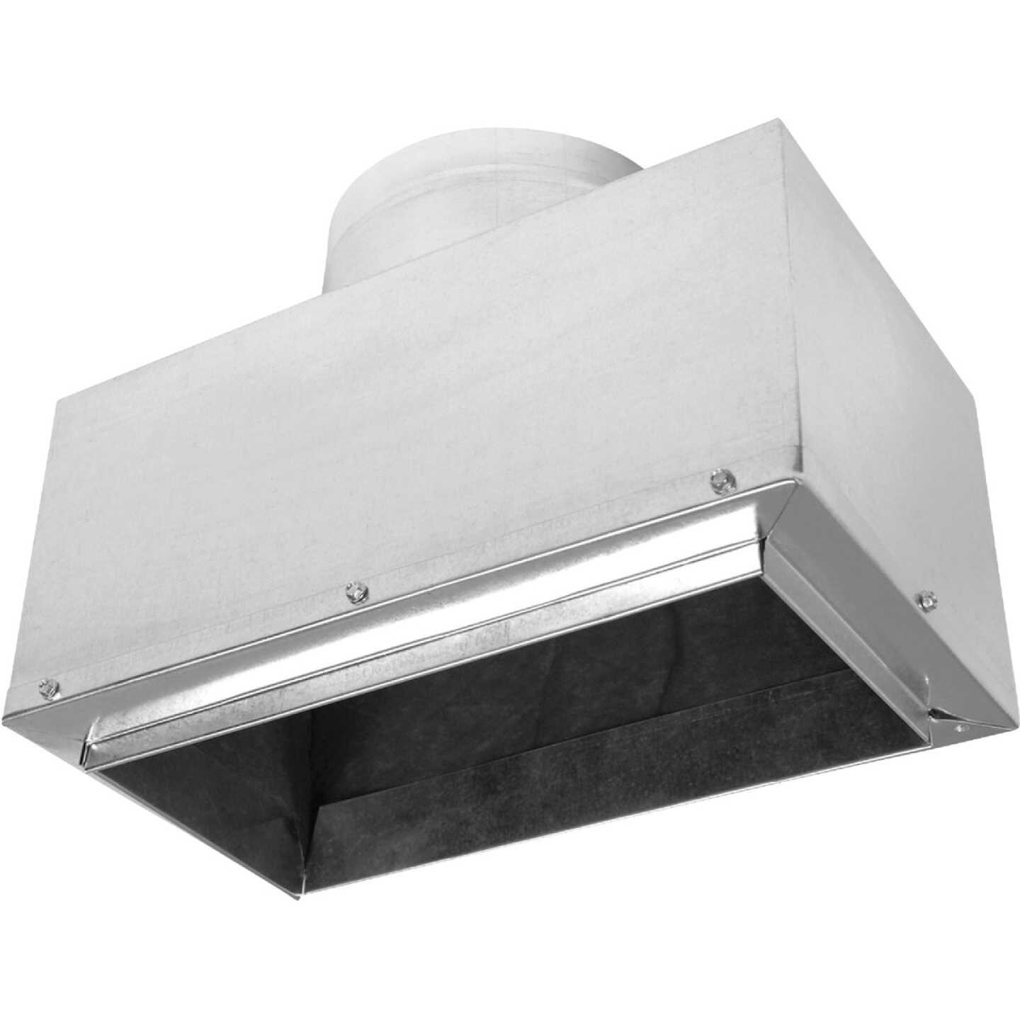 Imperial 12 In. x 6 In. x 6 In. Insulated Register Boot Image 1