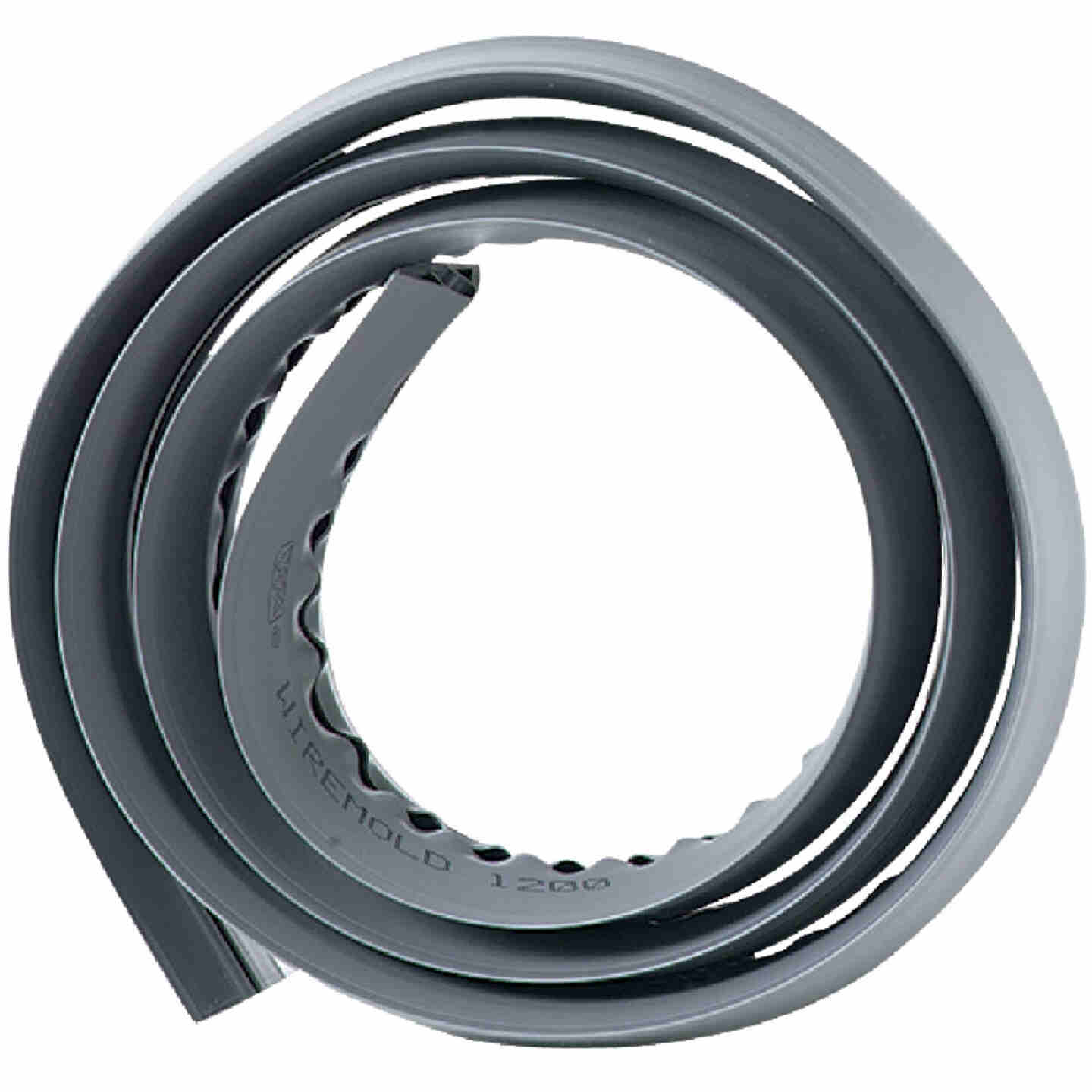 Wiremold Corduct Gray 5 Ft. x 5/16 In. Wire Protector Image 3