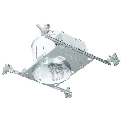 Halo 6 In. New Construction Non-IC Rated Recessed Light Fixture