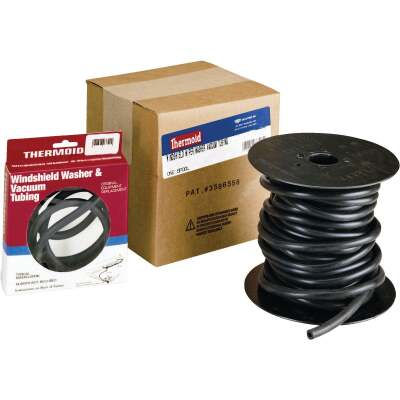 Thermoid 5/32 In. ID x 50 Ft. L. Bulk Windshield Washer Hose