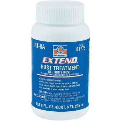 PERMATEX EXTEND 8 Oz. Rust Treatment