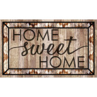 Mohawk Home 18 In. x 30 In. Rustic Sweet Home Welcome Door Mat Image 1