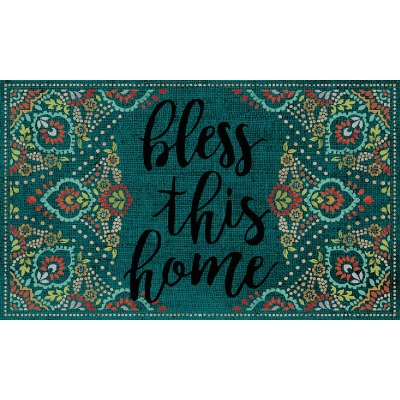 Mohawk Home 18 In. x 30 In. Mystic Home Door Mat