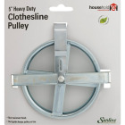 Household Essentials Sunline 5 In. Steel Clothesline Pulley Image 2