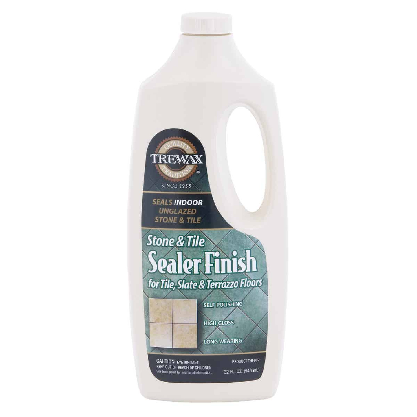 Trewax 32 Oz. Stone & Tile Sealer Finish Image 1