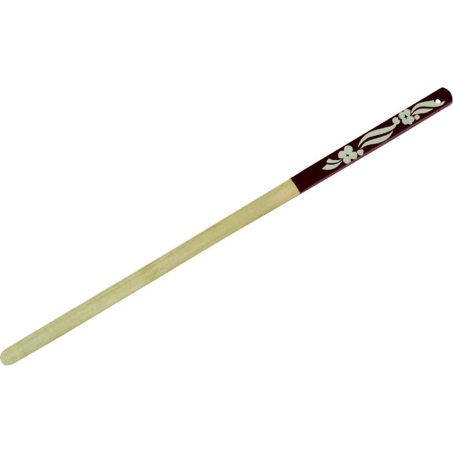 Lefse 24 In. Wood Turning Stick Image 1