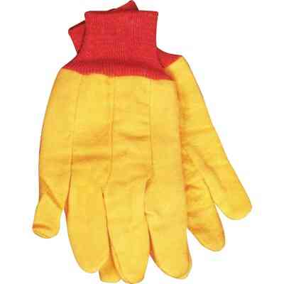 Do it Men's Large Fleece Chore Glove (12-Pack)