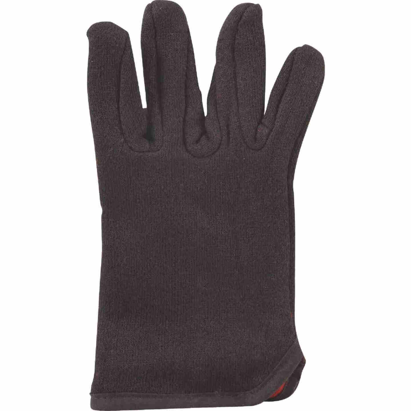 Do it Men's Large Lined Jersey Work Glove Image 7