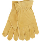 Do it Best Men's Large Top Grain Leather Work Glove Image 1