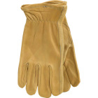 Do it Best Men's Large Top Grain Leather Work Glove Image 6
