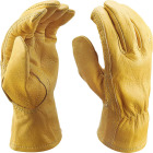 Do it Best Men's Large Top Grain Leather Work Glove Image 7