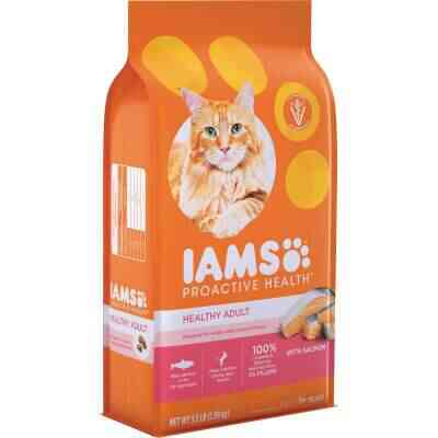 Iams Proactive Health 3.5 Lb. Salmon & Tuna Flavor Adult Dry Cat Food