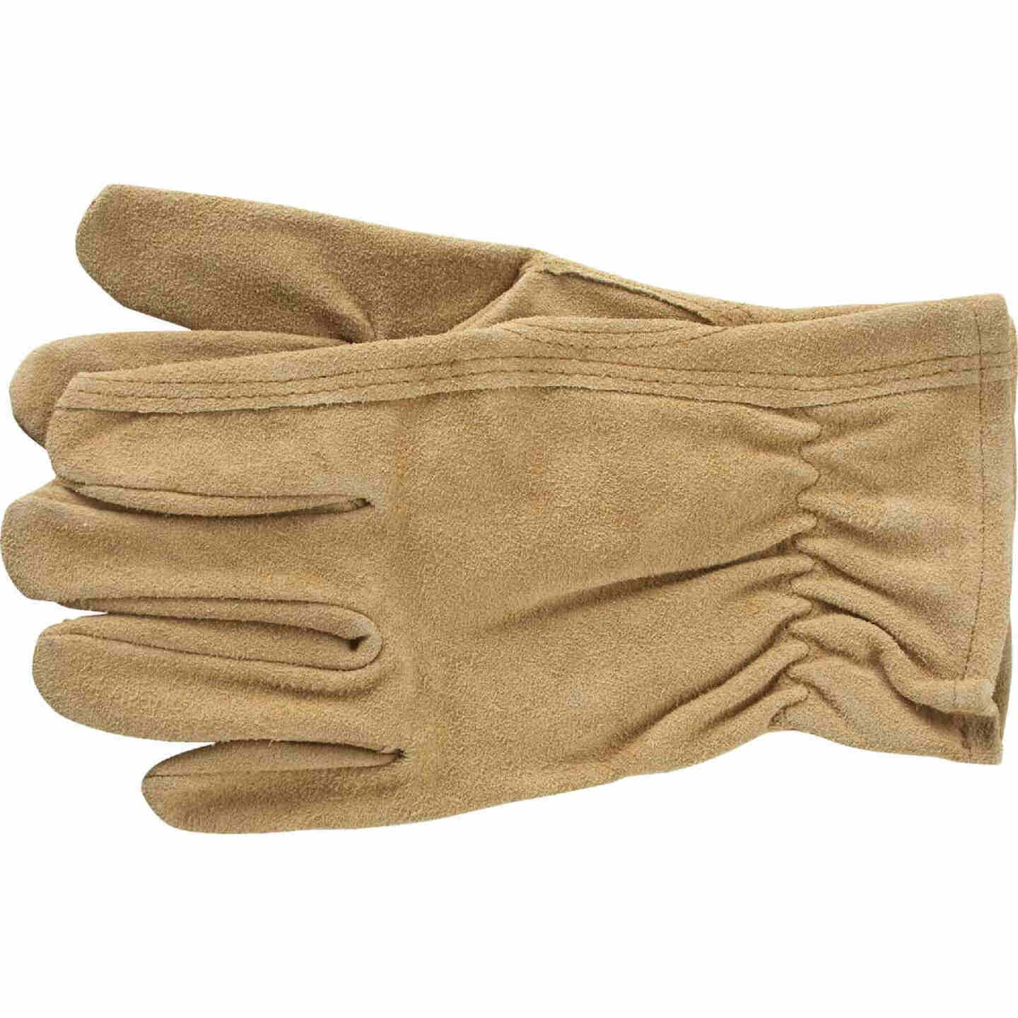 Do it Best Men's XL Suede Leather Work Glove Image 1