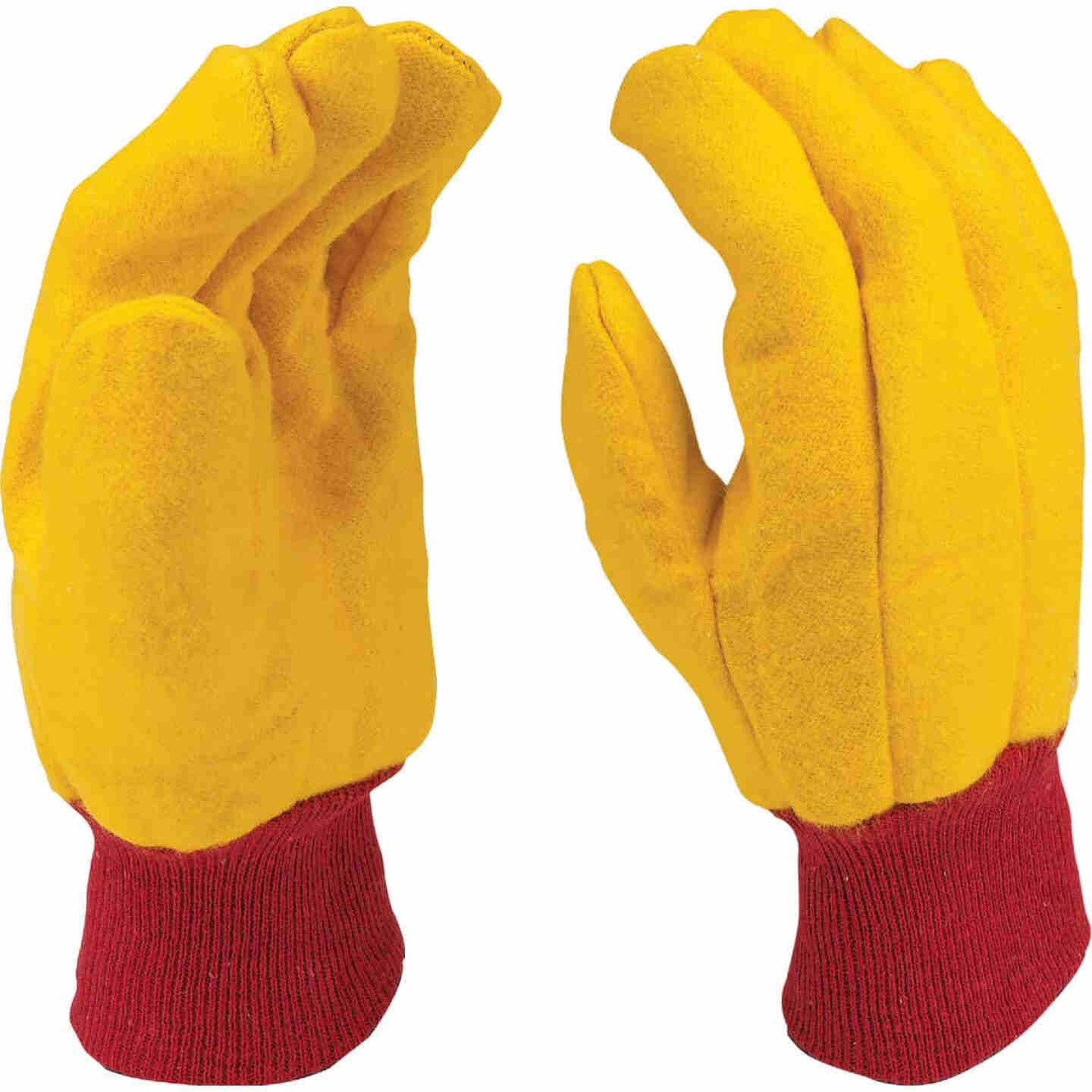 Do it Men's Large Fleece Chore Glove (6-Pack) Image 5