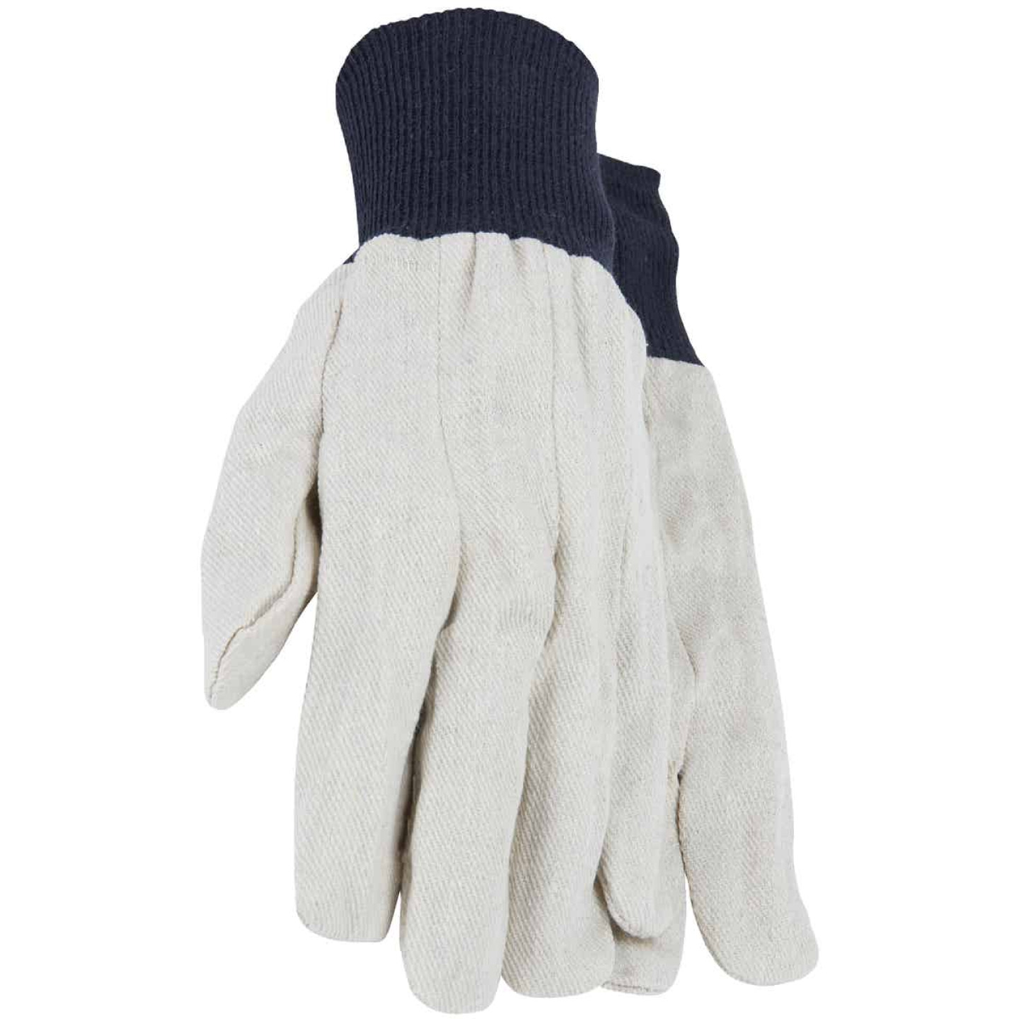Do it Men's Large Cotton Canvas Work Glove (6-Pack) Image 1