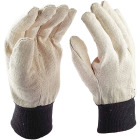 Do it Men's Large Cotton Canvas Work Glove (6-Pack) Image 4