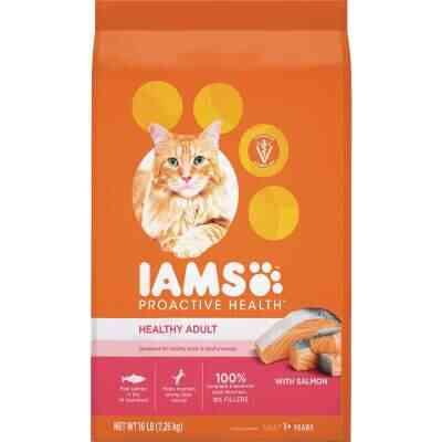 Iams Proactive Health 16 Lb. Salmon & Tuna Flavor Adult Dry Cat Food