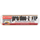 Wooster Pro/Doo-Z FTP 9 In. x 3/8 In. Woven Fabric Roller Cover Image 1