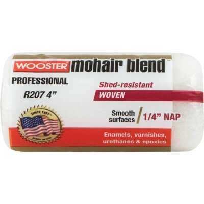 Wooster Mohair Blend 4 In. x 1/4 In. Woven Fabric Roller Cover