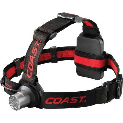 Coast 175 Lm. LED 3AAA Headlamp